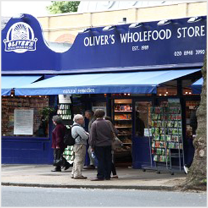 Oliver's Wholefood Store